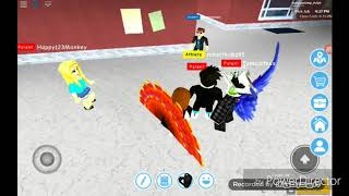 ROBLOX 1 day at school