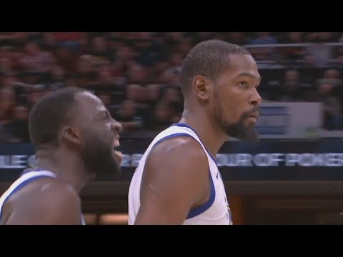 Kevin Durant Deep Dagger 3! 43 Points Game 3! 2018 NBA Finals