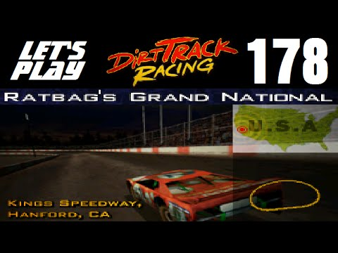 Let's Play Dirt Track Racing - Part 178 - Y12R26 - Kings Speedway