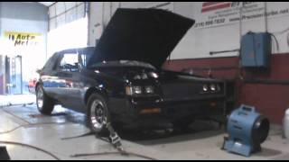 TurboCliff ProEFI E85 Grand National w/ Precision Bolt-On Turbo Tuned and LAUNCHED!!