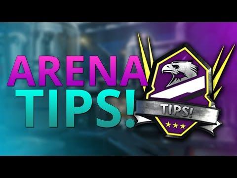 Halo 5 - TEAM ARENA TIPS! How to Play Onyx/Champion Level Arena (Fathom CTF)