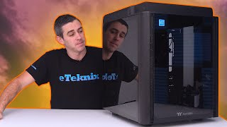 WHY Is It SOOOOO BIG??? [Thermaltake Level 20 HT Case Review]