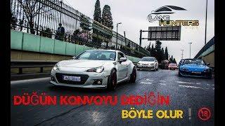 İstanbul'un Sessizliğini Bozarak Kız Almaya Gittik ve Çok Eğlendik!