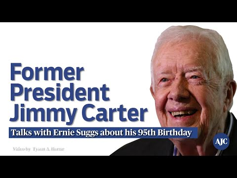Jimmy Carter at 95 | AJC