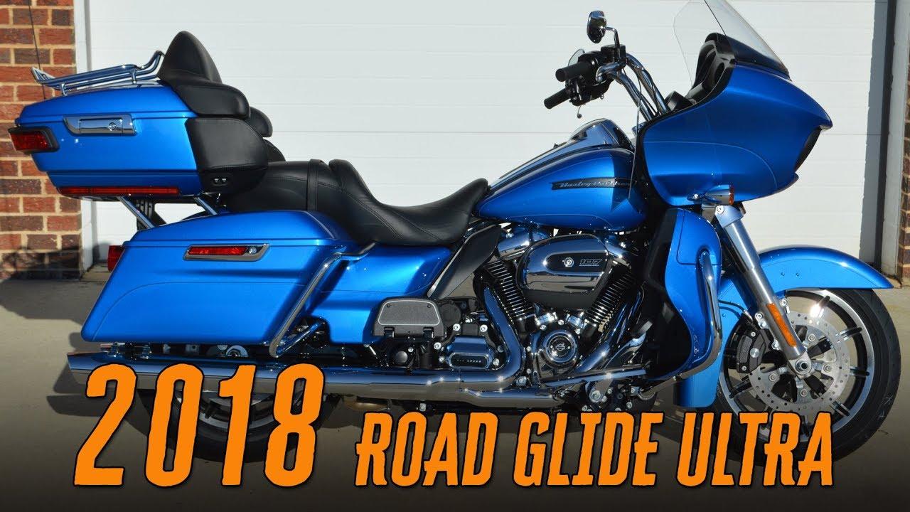 2018 Harley Davidson 174 Fltru Road Glide 174 Ultra Electric