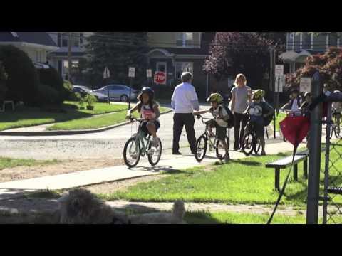 Brains on Bikes - Brookdale Avenue School (HD)