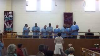 San Quentin inmates sing gospel songs at Baptist seminary graduation
