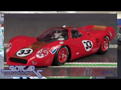 NSR Slot Car – Ford P68 On Track Review
