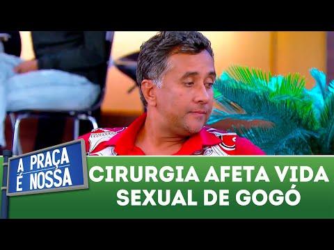 Cirurgia atrapalha vida sexual de Gogó | A Praça é Nossa (17/05/18)