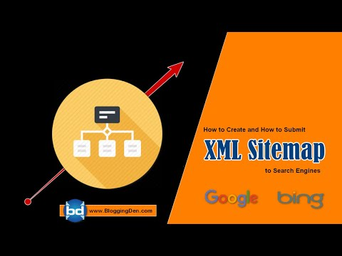 How to create Sitemap and Submit to Google Webmaster?