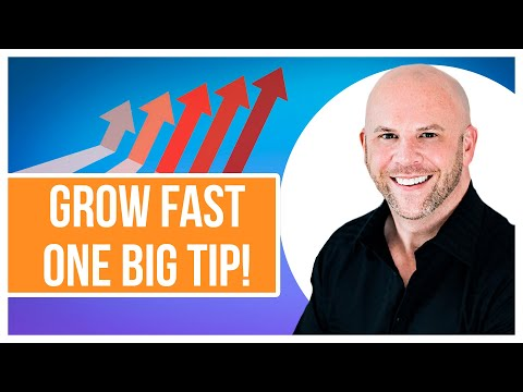 How to Grow Fast in Network Marketing