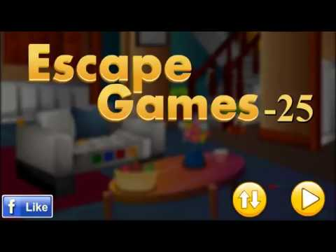 101 New Escape Games - Escape Games 25 - Android GamePlay Walkthrough HD