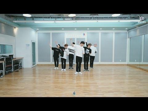 ASTRO 아스트로 - Baby DANCE PRACTICE