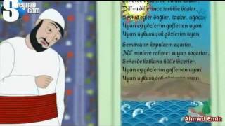 sultan 3 murad han uyan ey gözlerim minyatürlerle osmanlı