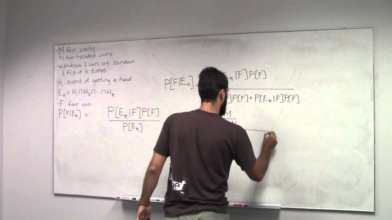 A Lesson In Conditional Probability  Flipping Fair And