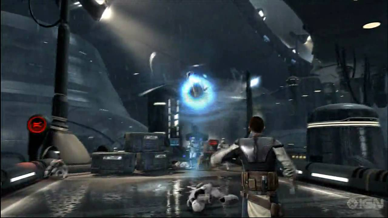 Star Wars: The Force Unleashed 2 Gameplay (E3 2010) - YouTube