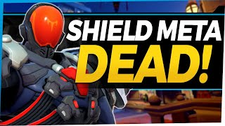 Overwatch Shield Meta DONE! Who's best and what this means for Overwatch