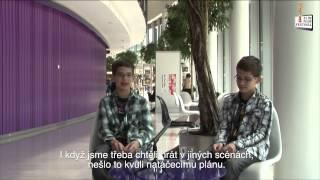 KAMIL AND ANDRZEJ TKACZ – Zlín Film Festival 2014
