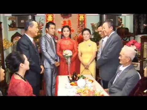 Đám Cưới Quang Tuấn & Lan Vy - Lễ đón dâu