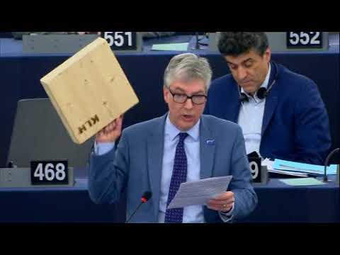 LULUCF debate in the European Parliament in Strasbourg