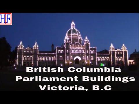 Victoria BC | British Columbia Parliament Buildings | Travel Guide | Episode# 7