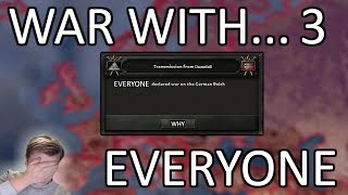 HOI4 - Endsieg meets Ragnarok! - 1936 WAR WITH EVERYONE!!! - Downfall mod - 3