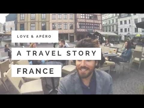 Love & Apéro | A Travel Story Through Rouen | France