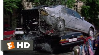 The Peacemaker (4/9) Movie CLIP - Rear-Ended (1997) HD