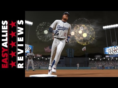MLB The Show 17 - Easy Allies Review