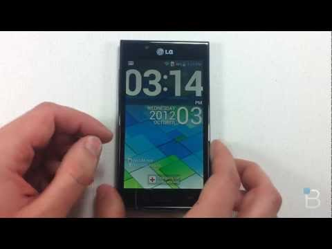 [Análisis] LG Optimus L7 (en español)
