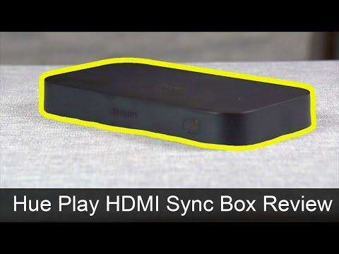 Hue Play HDMI Sync Box Review