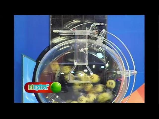Loteka Lotería Electrónica Sorteo 07:55 PM 10-10-2021