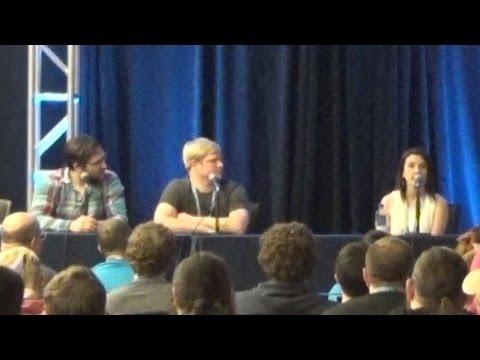Kelly Sheridan Starlight Glimmer Panel  Pacific Ponycon 2017