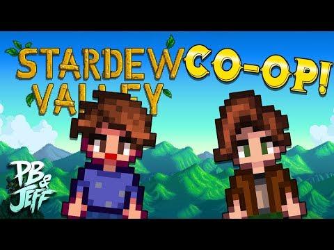 FARMING FRIENDSHIP | Stardew Valley Co-op (Part 1)