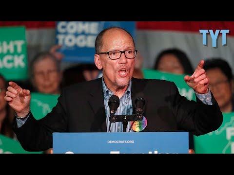 "Tom Perez Purges Progressives As ""Unity"" Commission Meets"