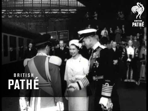 King Of Nepal State Visit (1960)