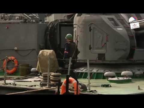 Тихоокеанский флот ВМФ России история создания и состав