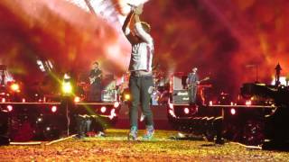 "Coldplay - ""Fix You"" Live Mexico City, Foro Sol (Abril 16, 2016)"