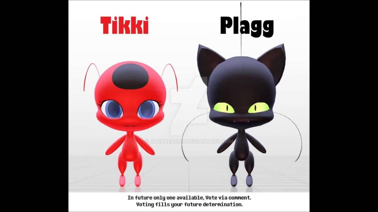 IMAGENES DE TIKKI Y PLAGG