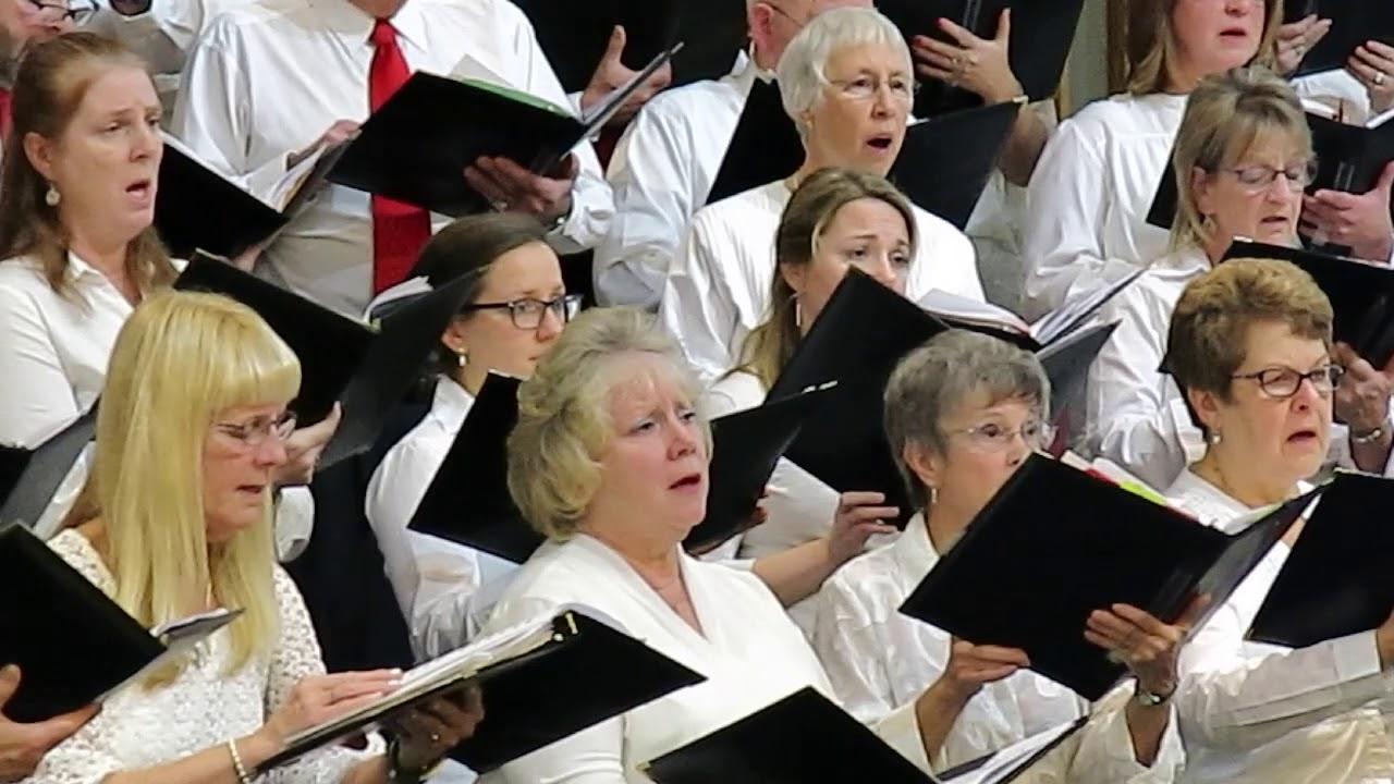 Ecumenical Choir at St. Augustine's Church  12-15-18
