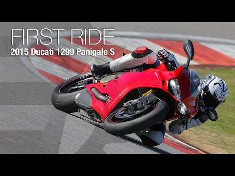 2015 Ducati 1299 Panigale S First Ride Motousa Youtube