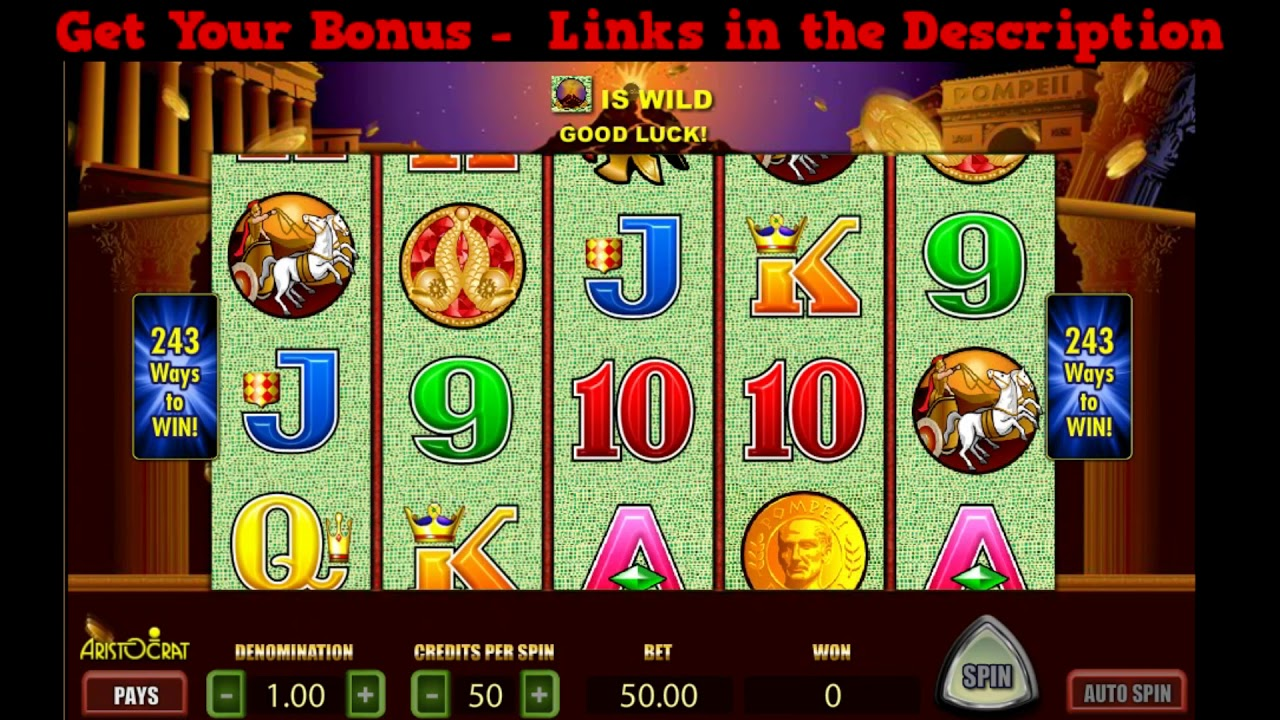 Pompeii Slot Play Las Vegas Slots Online Best Slot