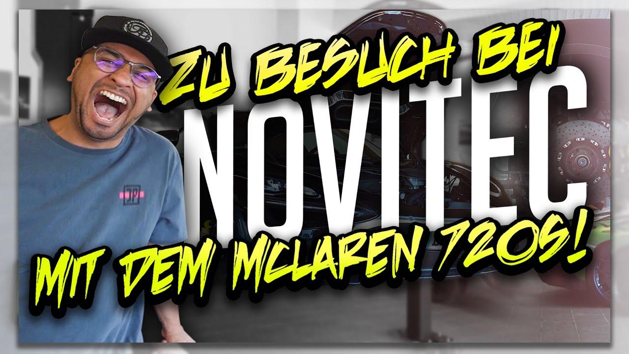 JP Performance - Zu Besuch bei Novitec | Mclaren 720s | Teil 1
