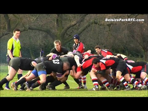 Belsize Park Rugby Union 2008