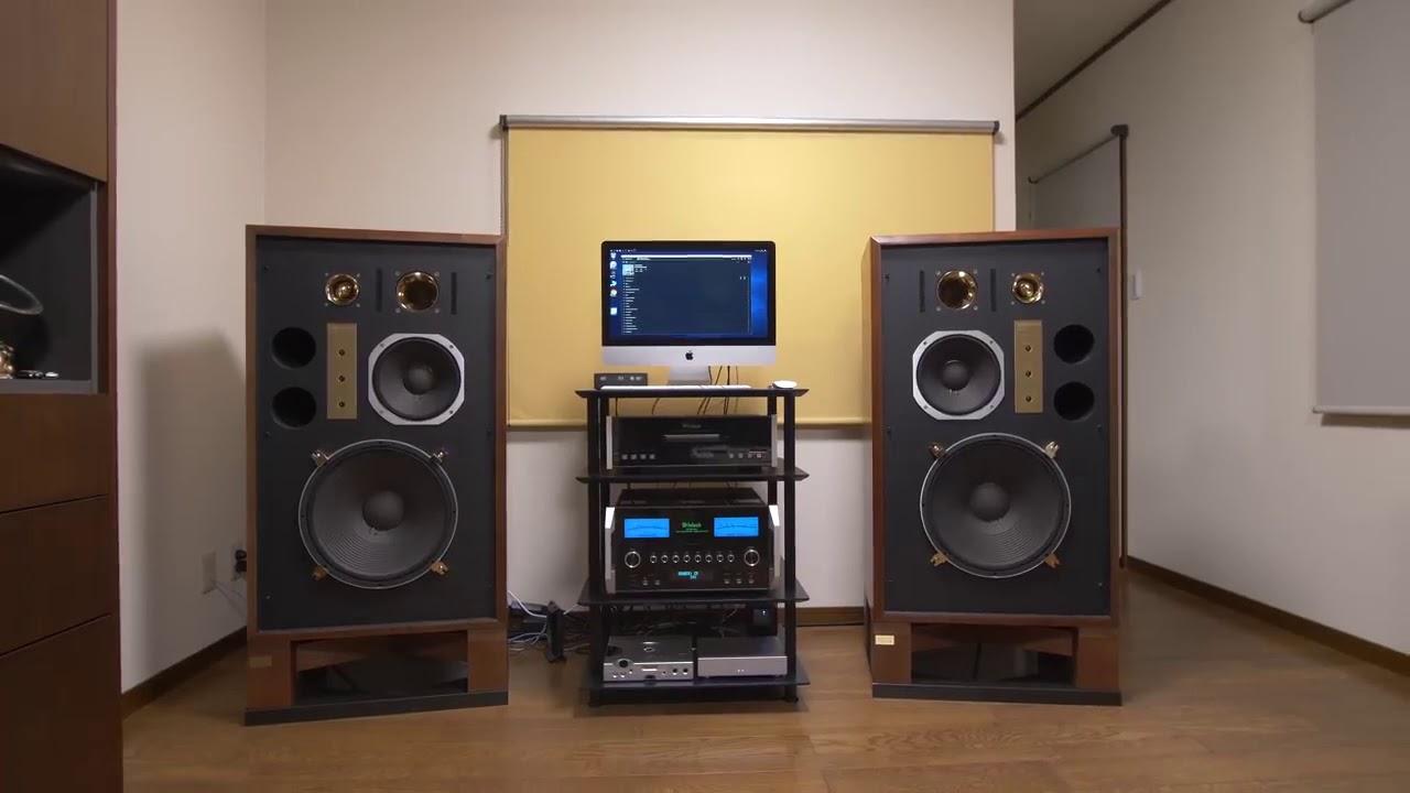Download [Old Vid] 北海道 感涙の音 KENRICK SOUND 4344 ケンリック製スピーカー Distinguished Speakers to Mr. Shibuya in Hokkaido