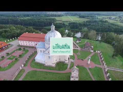 Vídeo oficial promoción turística - Lituania