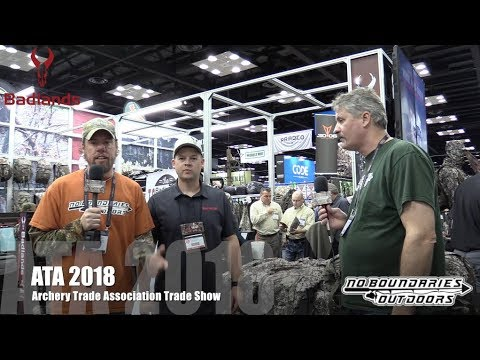 Badlands Packs At ATA 2018