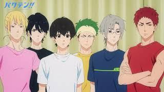 YouTube動画:オリジナルTVアニメ『バクテン!!』オリジナル・サウンドトラックPV