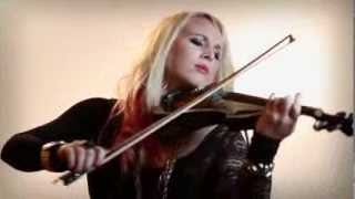 Ginny Luke - Violinist With Meat Loaf, Korn, Snoop Dog & Evanescence Among Others.