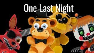 Fnaf One Last Night plush version (REMAKE)